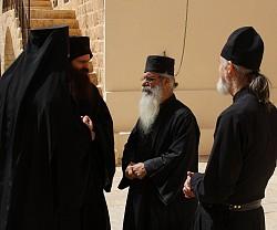 Archimandrite Evdokimos of Mar Sabbas
